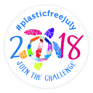 Plastic Free July - a month to be aware of