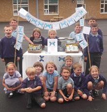 Young Dorset Eco Entrepreneurs Clean Up!