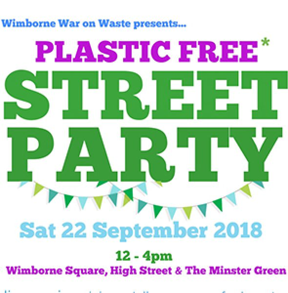Plastic Free Street Party
