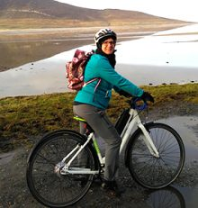 A Sustainable Life on Two Wheels
