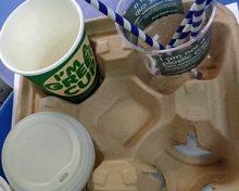 Dorset Beach Café makes a Clean Sweep