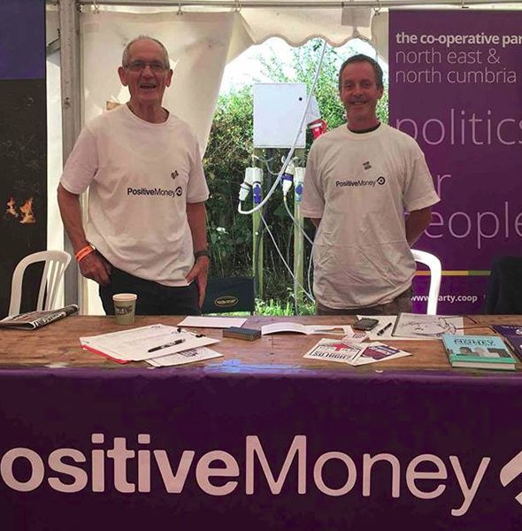 Positive Money meets Transition Bournemouth