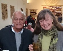 Dorset Welcomes Satish Kumar