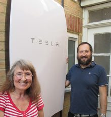 Tesla Powerwall comes to Southbourne