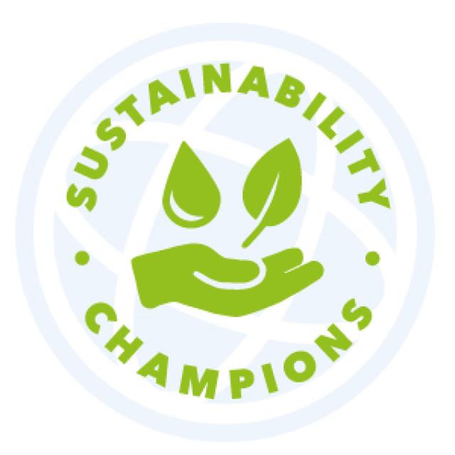 Sustainability Champions