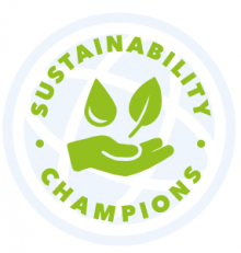 Could you be our next Sustainability Champion?